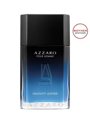 Azzaro Azzaro Naughty Leather Edt 100 ml Erkek Parfüm Renksiz